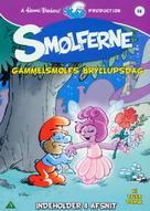 """Smurfs"" - Danish DVD movie cover (xs thumbnail)"