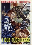 Criss Cross - Italian Movie Poster (xs thumbnail)