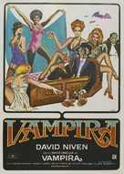 Vampira - Spanish Movie Poster (xs thumbnail)