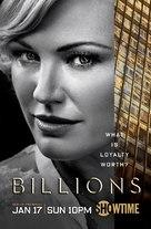 """Billions"" - Movie Poster (xs thumbnail)"
