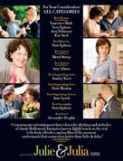 Julie & Julia - For your consideration movie poster (xs thumbnail)