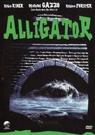 Alligator - German DVD movie cover (xs thumbnail)