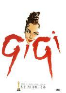 Gigi - DVD cover (xs thumbnail)