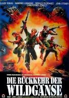 Cobra Mission - German Movie Poster (xs thumbnail)