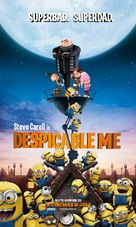 Despicable Me - Malaysian Movie Poster (xs thumbnail)