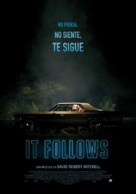 It Follows - Spanish Movie Poster (xs thumbnail)