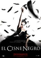 Black Swan - Mexican Movie Poster (xs thumbnail)