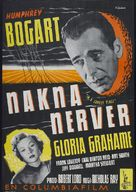 In a Lonely Place - Swedish Movie Poster (xs thumbnail)