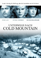 Cold Mountain - German DVD cover (xs thumbnail)
