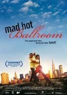 Mad Hot Ballroom - German poster (xs thumbnail)