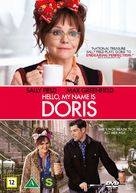 Hello, My Name Is Doris - Danish DVD movie cover (xs thumbnail)