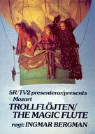 Trollflöjten - Swedish DVD cover (xs thumbnail)
