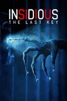 Insidious: The Last Key - Movie Cover (xs thumbnail)