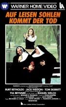 Fuzz - German VHS cover (xs thumbnail)
