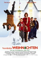 Christmas With The Kranks - German Movie Poster (xs thumbnail)