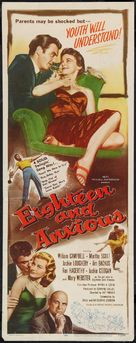 Eighteen and Anxious - Movie Poster (xs thumbnail)
