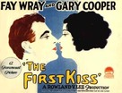 The First Kiss - Movie Poster (xs thumbnail)