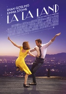 La La Land - Dutch Movie Poster (xs thumbnail)