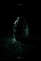 Alien: Covenant - Teaser movie poster (xs thumbnail)