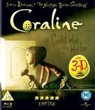 Coraline - British Blu-Ray movie cover (xs thumbnail)