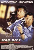 Mad City - German Movie Poster (xs thumbnail)
