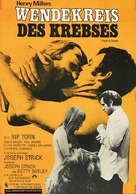 Tropic of Cancer - German Movie Poster (xs thumbnail)