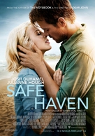 Safe Haven - New Zealand Movie Poster (xs thumbnail)