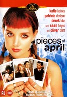 Pieces of April - Dutch DVD cover (xs thumbnail)