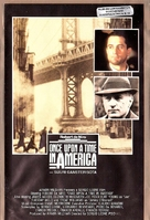 Once Upon a Time in America - Finnish VHS movie cover (xs thumbnail)