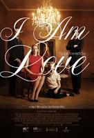Io sono l'amore - Movie Poster (xs thumbnail)
