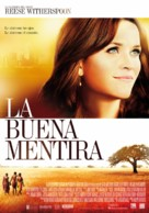 The Good Lie - Spanish Movie Poster (xs thumbnail)