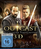Outcast - German Blu-Ray cover (xs thumbnail)