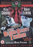 The Blood Beast Terror - British DVD cover (xs thumbnail)