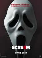 Scream 4 - French Movie Poster (xs thumbnail)