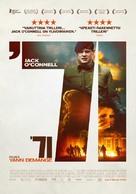 '71 - Finnish Movie Poster (xs thumbnail)