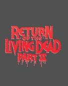 Return of the Living Dead Part II - Logo (xs thumbnail)