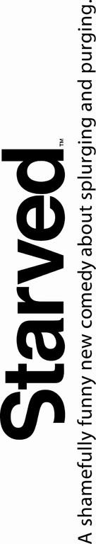 """Starved"" - Logo (xs thumbnail)"