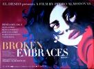 Los abrazos rotos - British Movie Poster (xs thumbnail)