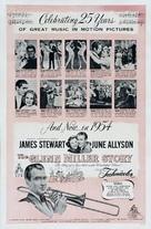 The Glenn Miller Story - Movie Poster (xs thumbnail)