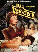 La residencia - German Movie Cover (xs thumbnail)