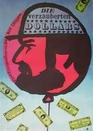 Az elvarázsolt dollár - German Movie Poster (xs thumbnail)