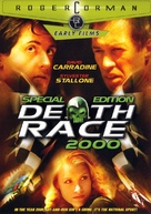 Death Race 2000 - DVD cover (xs thumbnail)