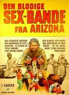 The Scavengers - Swedish Movie Poster (xs thumbnail)