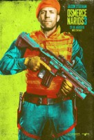 The Expendables 3 - Brazilian Movie Poster (xs thumbnail)