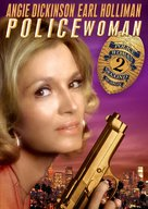 """""""Police Woman"""" - DVD movie cover (xs thumbnail)"""