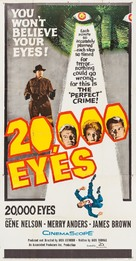 20,000 Eyes - Movie Poster (xs thumbnail)