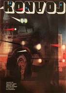 Convoy - Czech Movie Poster (xs thumbnail)