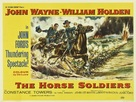 The Horse Soldiers - British Movie Poster (xs thumbnail)