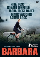 Barbara - Finnish DVD movie cover (xs thumbnail)