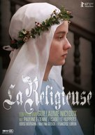 La religieuse - Dutch Movie Poster (xs thumbnail)